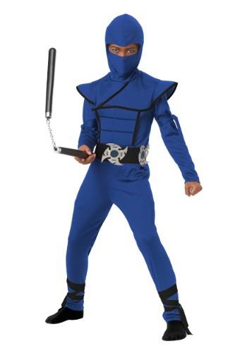 Blue Stealth Ninja