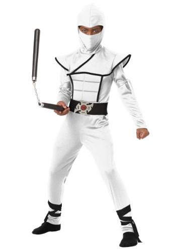 White Stealth Ninja