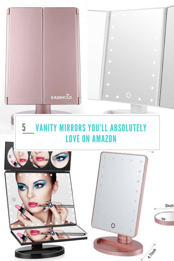Giveaways 4 Mom Vanity Mirrors