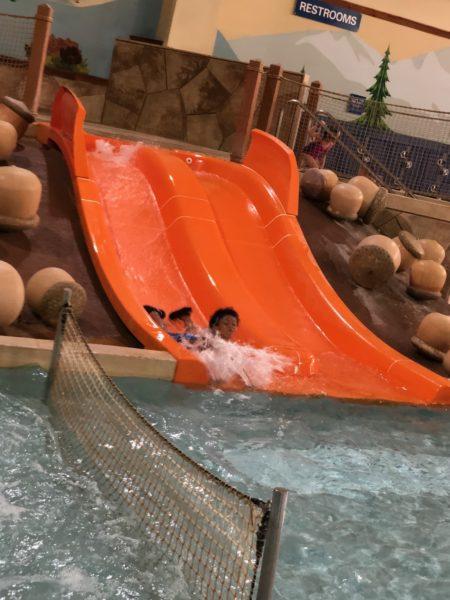 Great Wolf Lodge Williamsburg VA Indoor Pool