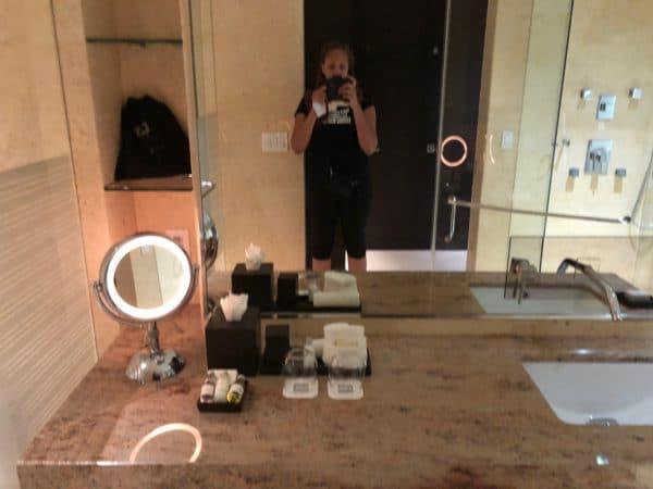 EB Hotel Miami Bathroom Review