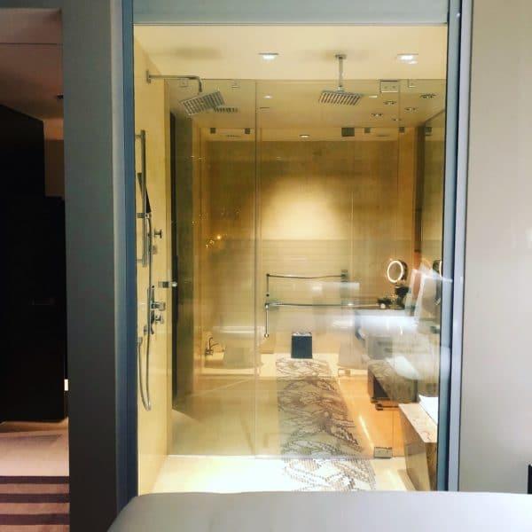 EB Hotel Mami Bathroom Review