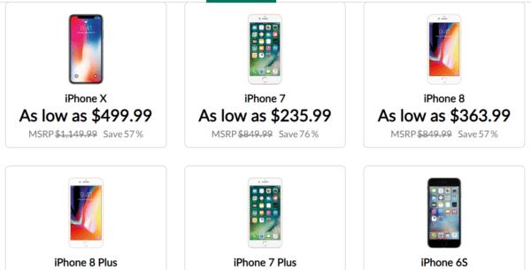 TradeMore Used Phones