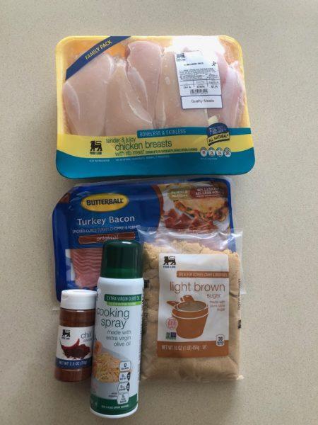 Bacon Chili Pepper Chicken Wraps (BCC) Recipe
