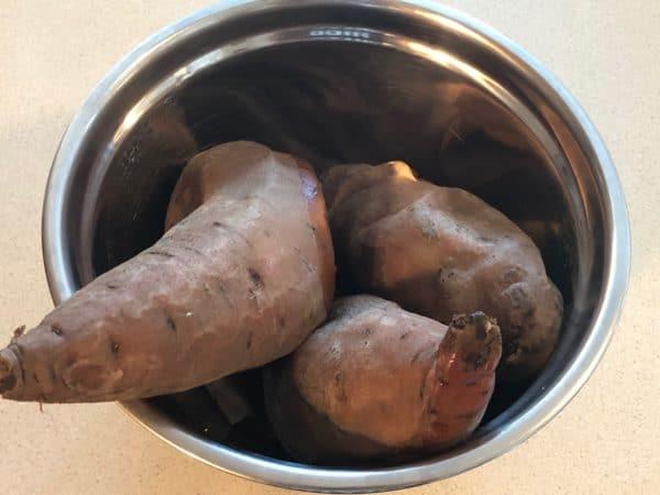 Sweet Potatoe Recipe