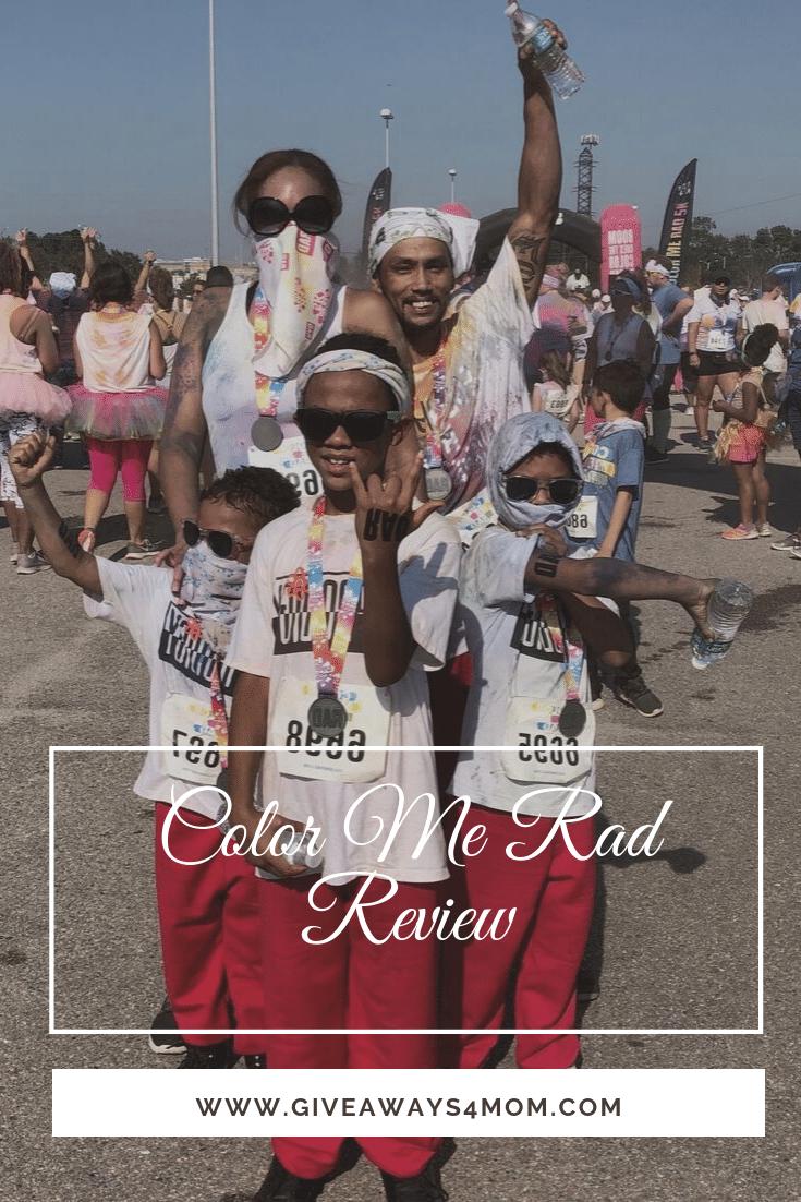 Color Me Rad Review