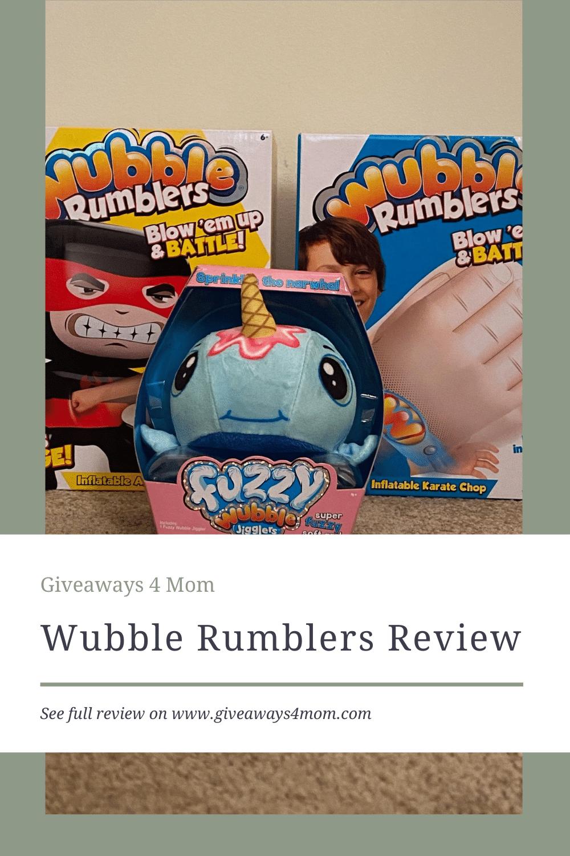Wubble Rumblers Review